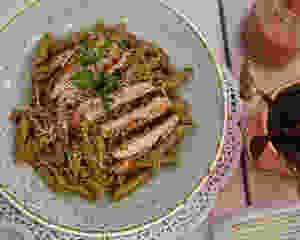 Pesto Pasta in Lagos